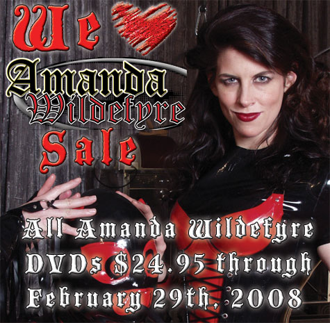 Amanda Wildefyre Sale 0208