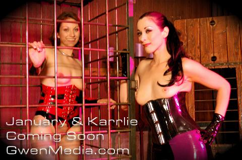 January and Karrlie Promo