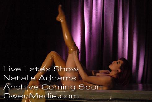Natalie Addams LLS Promo