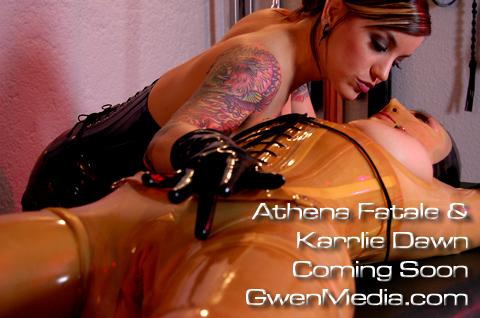 Athena & Karrlie