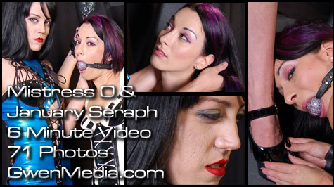 Mistress O & January Seraph Cross Training