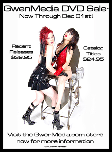 GwenMedia DVD Sale