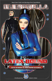Latex Bound Cover
