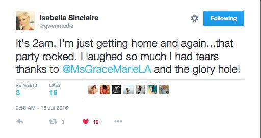Isabella.1 tweet
